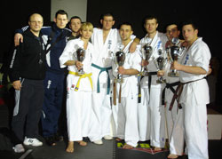 KYOKUSHINKAI KARATE - Dutch Open 2010